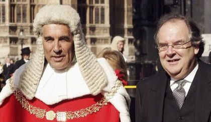 The Lord Chief Justice, Lord Phillips of Worth Matravers