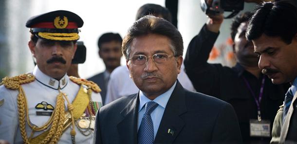 Musharrafs last days