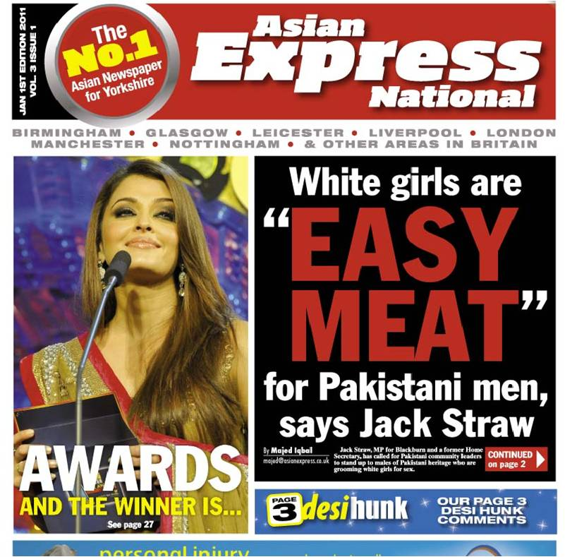 Asian Express Newspaper