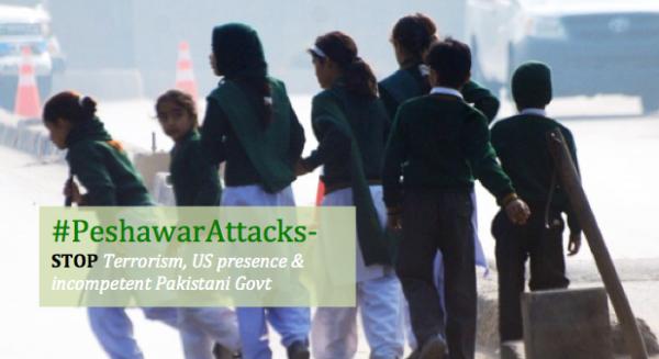 #PeshawarAttacks