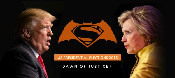 US ELections 2016- Is justice on the way to being served? OR is it a usual merry go around of those with money taking US citizens for a spin?